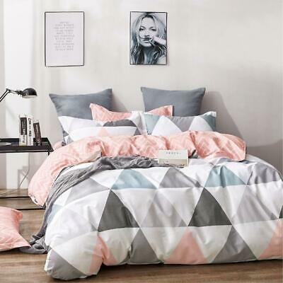 Single/KS/Double/Queen/King/Super K 100% Cotton Quilt/Duvet Cover Set-Spirits