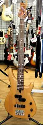 YAMAHA MOTIOM B MB-40 Natural Wood Grain 4-StringBass Ship from Japan