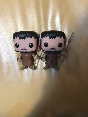 Funko Pop Game Of Thrones Oberyn Martell Out Of Box OOB