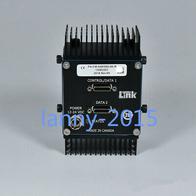 1PC used DALSA P4-04K05D-00-R line scan camera