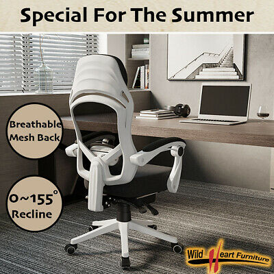 Office Chair Gaming Computer Chairs Mesh Back Foam Seat