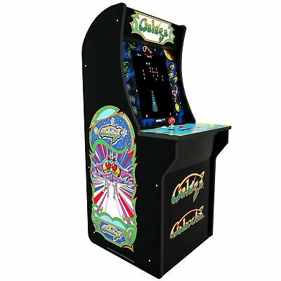 """Space Invaders Arcade Machine w/ 17"""" LCD Display Arcade1Up 4FT Exclusive"""