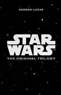 Lucasfilm™ STAR WARS The Original Trilogy THEATRICAL RELEASE First Edition SET