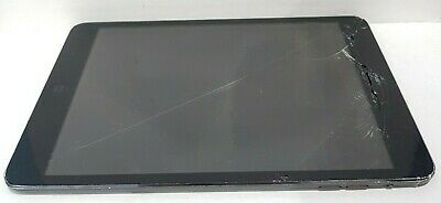 """Apple iPad Mini A1432 16GB 7.9"""" 512MB/SOLD AS IS/Crack Screen/Do Not Power On"""