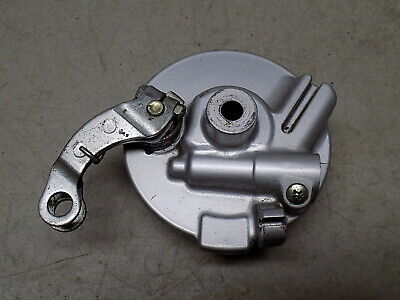 82 Honda Urban Express NU50 Good Front Brake Hub w/ Speedometer Drive Gear
