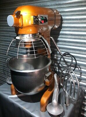 Hobart mixer  A200N with all attachments
