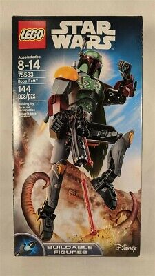 Lego STAR WARS Boba Fett 75533 Buildable Action Figure *NEW*
