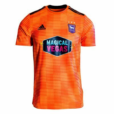 2018-2019 Ipswich Town Away Football Shirt, Adidas, (*Brand New With Tags*)