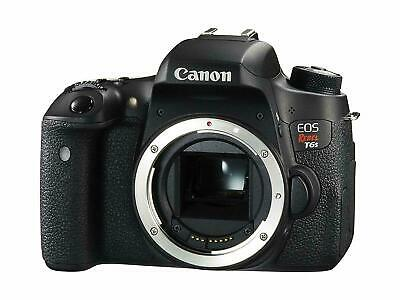 Canon EOS Rebel T6s / EOS D760 24.2MP Digital SLR Camera USA (Body Only) NEW