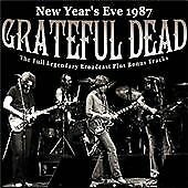 Grateful Dead : New Years Eve 1987 - DOUBLE CD SET CD FREE Shipping, Save £s