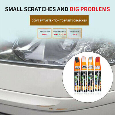 Profession DIY Pen Car Clear Scratch Remover Brush Touch Up Auto Paint Repair