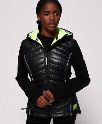 Superdry Storm Sporty Panel Hybrid