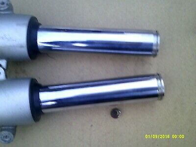 yamaha aerox 50 ns 50 front forks legs suspension pair   latest model 13 -19