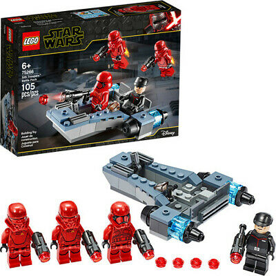 LEGO® Star Wars™ - Sith Troopers™ Battle Pack 75266 [New Toy] Brick