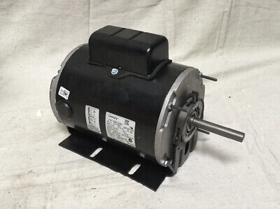 CENTURY C047A 1/2 HP Direct Drive Blower Motor 1100RPM 115/230 V