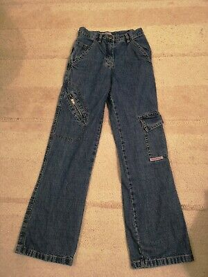 Boys nuclear blue jeans age 10. Great condition