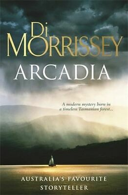 NEW Arcadia By Di Morrissey Hardcover Free Shipping