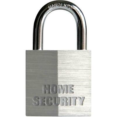 """1"""" Solid Body Aluminum Padlock, with 1.5"""" Shackle"""