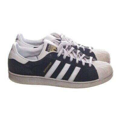 adidas superstar east river rivalry black/white size 7
