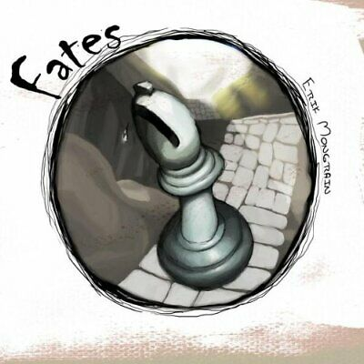 Erik Mongrain - Fates - Erik Mongrain CD 26VG The Cheap Fast Free Post The Cheap