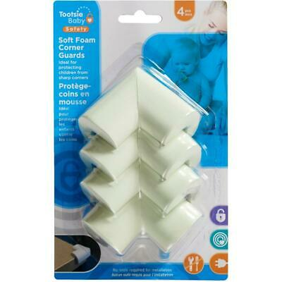 4 Pack Child Safety Foam Corner Guards