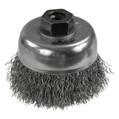 "3"" Crimped Wire Cup Brush"