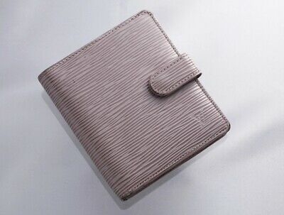 H7668M Authentic Louis Vuitton Epi Bifold Wallet