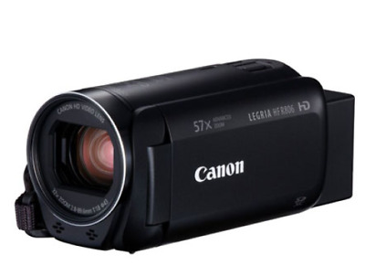 Legria HFR806 Canon HD Camcorder free postage