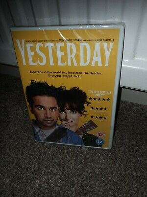 Yesterday [DVD] new.and sealed