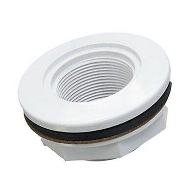 """1-1//2/"""" fpt x 1-1//2/""""s w//Gasket /& Nut SP1023S Hayward Pool Inlet Fitting 2-3//8/""""hs"""