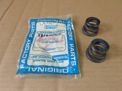 Lot of 2 Cleco Quackenbush 847966 Torque Springs