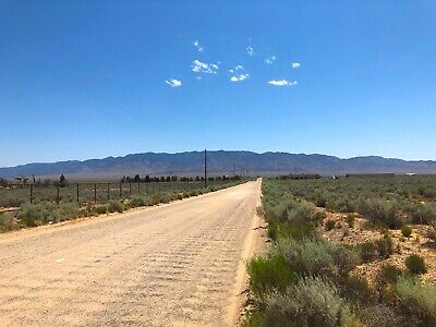 Rare 5 Acre New Mexico Ranch Build Ready! On Power! Direct Road Access!