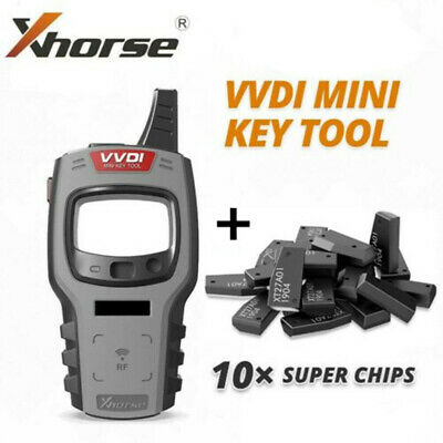 Xhorse VVDI Mini Key Tool Remote Programmer works on IOS&Android with Super Chip