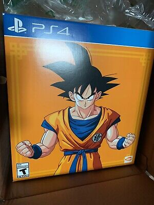 Dragon Ball Z Kakarot Collector's Edition PS4 PlayStation 4 Sony