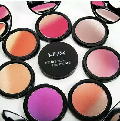 NYX Ombre Blush Strictly Chic Nude to Me Mauve Me Soft Flush You Pick