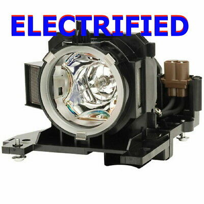HITACHI DT-00911 DT00911 LAMP IN HOUSING FOR MODELS CPX306 CPX401 CPX450 EDX31
