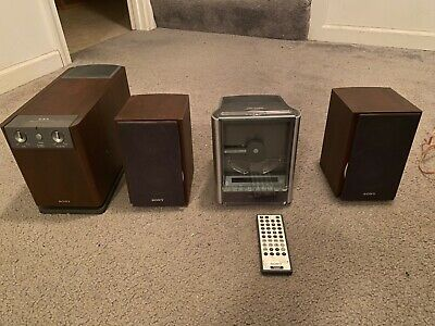 Sony CMT-ex200 CD acoustic system