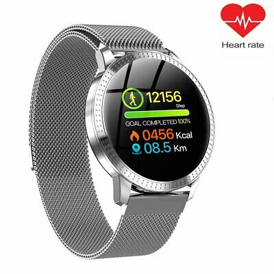 CF18 Smart Watch Sport Heart Rate Activity Fitness Tracker For Kids Android iOS