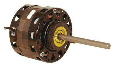 Century 1/8 HP Direct Drive Blower Motor, Shaded Pole, 1050 Nameplate RPM, 115