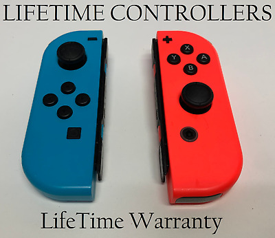 Official Nintendo Switch Joy-Con Colors & Sides - OEM Joycon- LifeTime Warranty