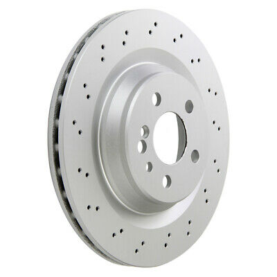Sebro 986.352.403.01 Rear Brake Disc Kit 2 Pieces 299mm Perforated Vented Coated