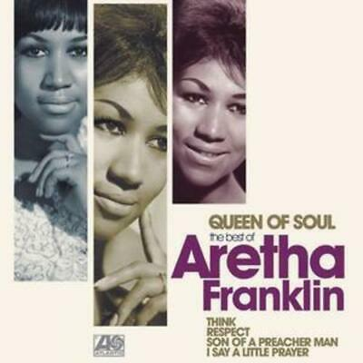Aretha Franklin : Queen of Soul: The Best Of CD (2007) FREE Shipping, Save £s