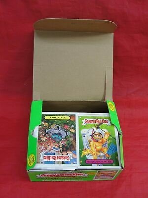 2005 Topps Garbage Pail Kids Gpk Ans4 New Series 4 Open Box Open Packs Loose