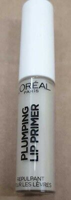 L'Oreal Plumping Lip Primer. Translucent, Matte Finish. 5.9ml.