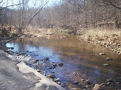 Stream Front MO Ozarks Hi Bid-NO Reserve Absolute Auction Taxes Due FSBO/Invest