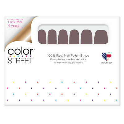 Color Street Nail Polish Strips ( Berlin It To Win It ) Free Shipping