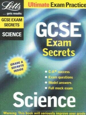 GCSE exam secrets: Science by Graham Booth (Paperback / softback) Amazing Value