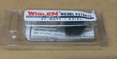 New Whelen Model H27SN12 27 Watt Axial