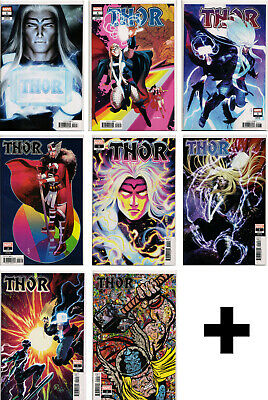 THOR #1,2,3+ Artgerm Variant, Incentive, Exclusive+ Donny Cates ~ Marvel Comics