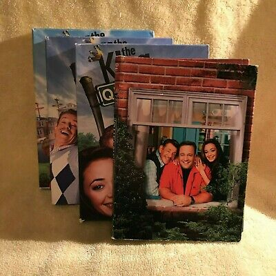 ++ The King of Queens DVD Lot Seasons 2, 3, 4, 5